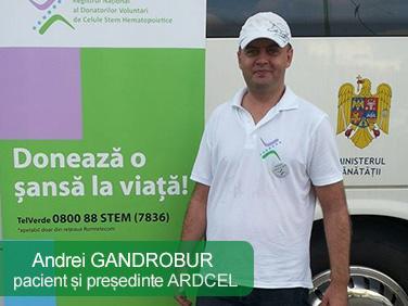 Andrei Gandrobur