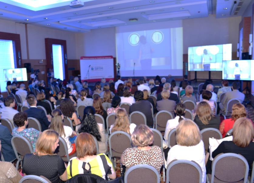 Prezentare post-eveniment Congres SRTM 2