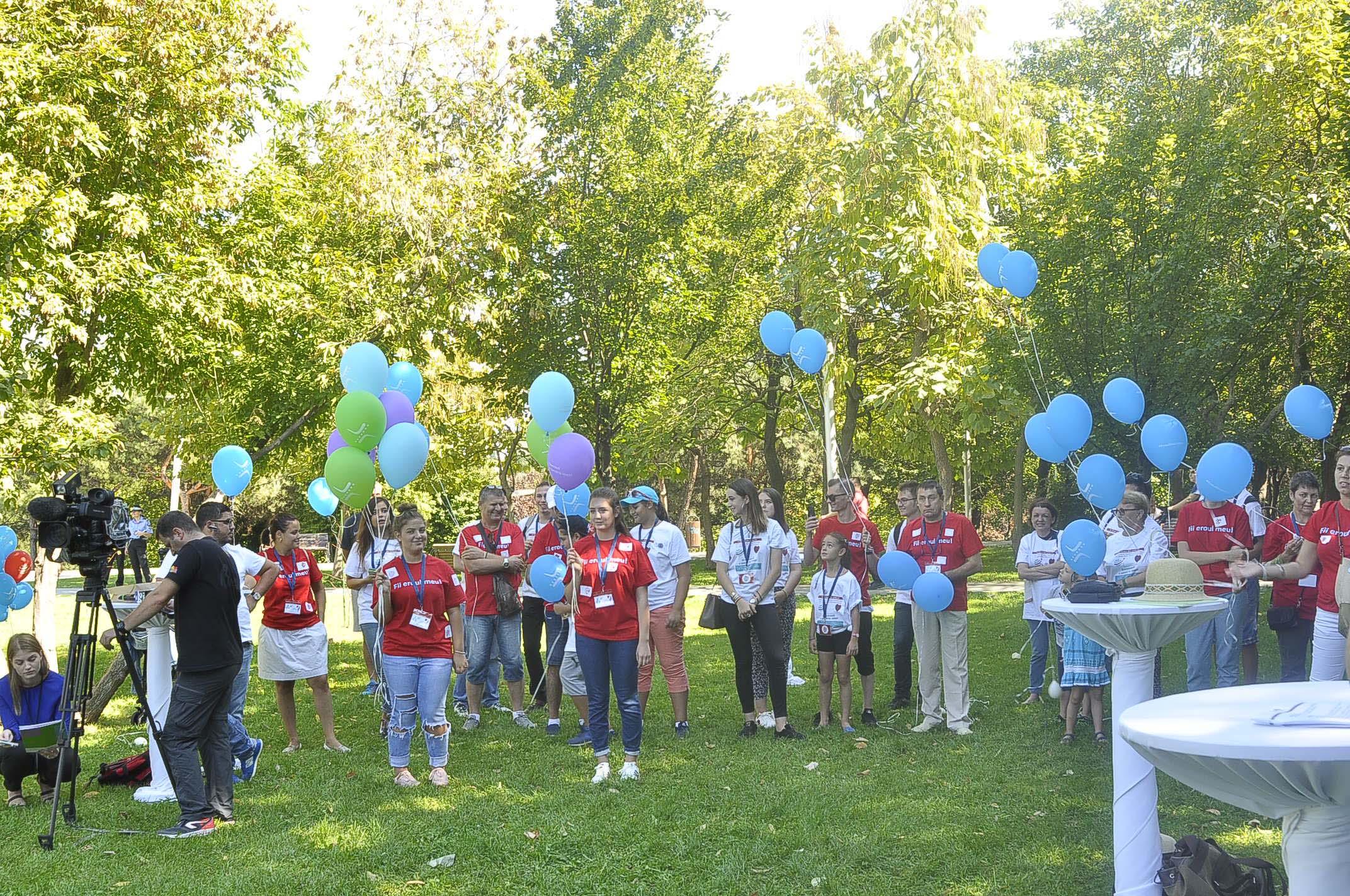 Ziua mondială a Donatorilor de Celule Stem Hematopoietice